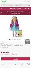 "New ListingAmerican Me Truly Meâ""¢ Doll #27 + Sparkle & Shine Accessories"
