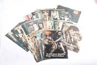 Konvolut 52 x  alte Filmprogramme Progress DDR Kino Film Reklame Werbung vintage