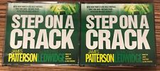 Audio Book JAMES PATTERSON and Michael Ledwidge STEP ON A CRACK on 7 x CDs