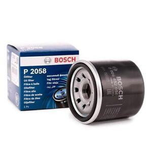 Bosch 0986452058 Oil Filter For Chevrolet Aveo Kalos Suzuki Alto Swift Daihatsu