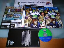 NINTENDO GAME CUBE GAMECUBE GC LOS SIMS 2 COMPLETO PAL ESPAÑA