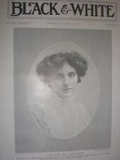 Printed photo actress Elaine Inescort 1907