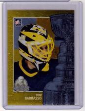 TOM BARRASSO 13/14 ITG Lord Stanley's Mug #6 Premium Metallic Card Penguins
