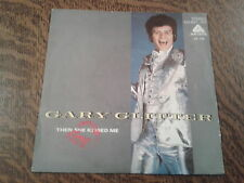 45 tours gary glitter then she kissed me