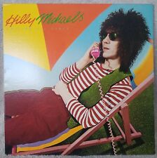 "HILLY MICHAELS 1980 Calling All Girls (BSK 3431) 12"" Vinyl 33 LP WB ROCK Pop VG+"