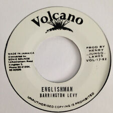 "Barrington Levy ‎– Englishman MINT 7"" VOLCANO ROOTS"