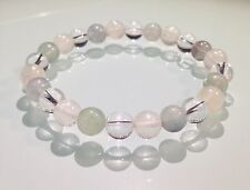 ME / CHRONIC FATIGUE SYNDROME SUPPORT - CRYSTAL HEALING BEADED GEMSTONE BRACELET
