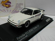 "Minichamps CA04316033 # Porsche 911 (930) Turbo 3.0 in "" grand prix weiß "" 1:43"