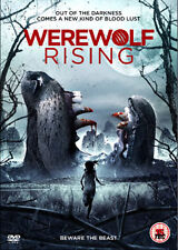 DVD:WEREWOLF RISING - NEW Region 2 UK