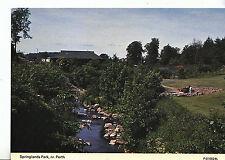 Scotland Postcard - Springlands Park - Near Perth    BB157