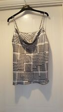 River Island Strappy Top Size 14