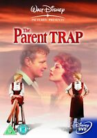 The Parent Trap 1961 DVD Official Disney Movie Sealed NEW Gift Idea Hayley Mills
