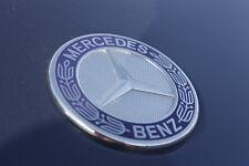 Original Mercedes AMG Stern Emblem Logo flach Platte W211 W204 W203 W220 W124...