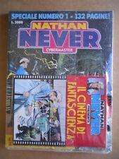NATHAN NEVER Speciale n°1 Edizione Bonelli    [G363] Blisterato con albo