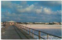 Sea Horse Cottage and Beach Gulf Shores Al Vintage Postcard Alabama