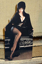 "Elvira ""Mistress of Darkness"" Tabletop Display Standee 10"" Tall"