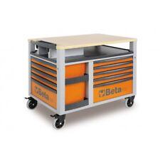 CARRELLO SUPER TANK CON 10 CASSETTO ORANGE ART. C28 O