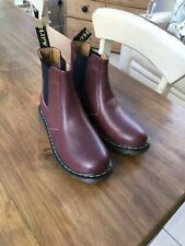 Doc Martins Copy Ladies Ox Blood Boots Size 4