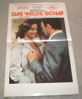 klein,Filmplakat  ,DAS WILDE SCHAF,ROMY SCHNEIDER,JEAN LOUIS TRINTIGNANT