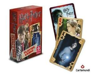 Cartimundi - Harry Potter - Deathly Hallows Playing Cards