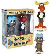 "Funko Rocky e Bullwinkle Wacky Wobbler  - ""The Moose is loose!"""