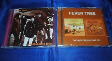 FEVER TREE - 2CD Set - San Francisco Girls / Creation/For Sale