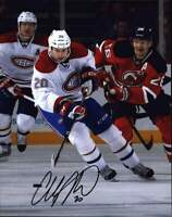 Colby Armstrong signed NHL hockey 8x10 photo W/Cert Autographed A0002