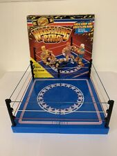 Fake Bootleg Sungold Wrestling Ring Wwf Hasbro