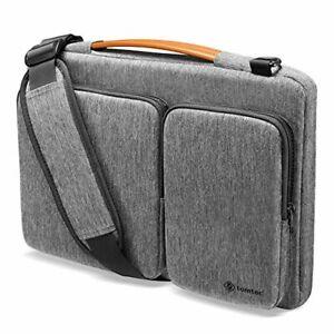 Apple iPad Pro 12.9 2021 Case Shoulder Bag Briefcase Organizer Accessory Pocket