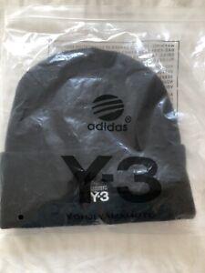 Adidas Y-3 Beanie Black Deadstock