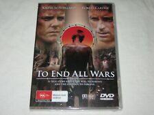 Kiefer Sutherland Robert Carlyle to End All Wars - War Drama DVD
