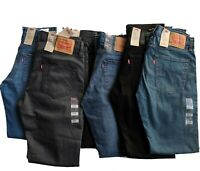 Levis 511 Slim Fit Stretch Jeans Many Colors 29 30 31 32 33 34 36 38 40