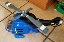 2007 Fisher-Price Imaginext Batman Helicopter DC Super Friends BatCopter