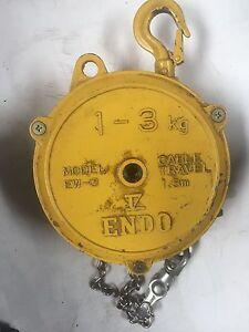 *(4.6) ENDO EW-3 Pully 1- 3 KG  Quantity