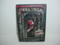 Knock Knock Unrated DVD Movie
