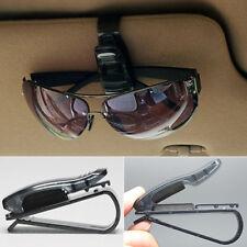 Auto Parasole Lenti Occhiali da Sole Carta Porta-Assicurazione Clip Universale