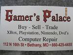 Gamer's Palace 64424