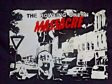 Bowling Green Massacre Men Black Premium T-Shirt 100% Cotton Size Large