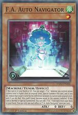 Yu-Gi-Oh: F.A. AUTO NAVIGATOR - EXFO-EN086 - Common Card - 1st Edition