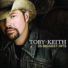 Toby Keith - Toby Keith 35 Biggest Hits (NEW CD)