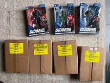 Hasbro GIJoe Classified REDECO 7 figure lot Duke Scarlett Flint Cobra Destro