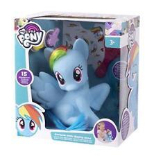 Nuevo Estilo Pony Rainbow Dash My Little Head Muñeca Con Accesorio