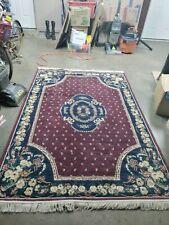oriental area rug vintage