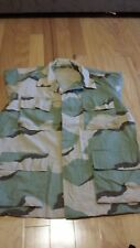 SURPLUS DCU 3-COLOR DESERT CAMO FLAK VEST COVER SMALL/MEDIUM