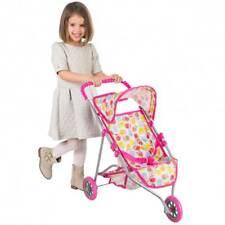 2 in 1 Bambini Principessa Magestic Bambole Carrozzina Culla Portatile Passeggino Buggy Baby Carrier
