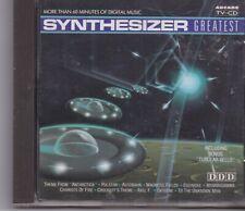 Synthesizer-Greatest cd album