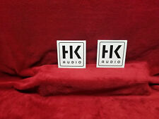 HK Audio Elements 2 Sticker Set