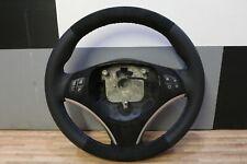 LENKRAD BMW 1er E82 E87 3er E90 E91 E92 Alcantara Performance Leder 3057364 K42