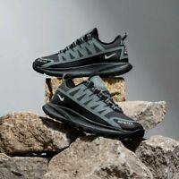 Nike ACG Air Nasu Gore Tex Mens Green Black Sneaker Shoe Trainer All Sizes