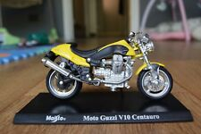 Hachette Mega Bikes Collection 1:18 Issue 13 MOTO Guzzi V10 Centauro